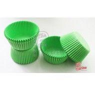 Форма для кексов зеленая 50x30 50 шт фото цена