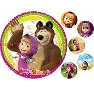 Картинка Маша и Медведь №23 фото цена
