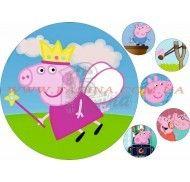 Картинка Свинка Пеппа №2 фото цена