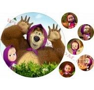 Маша и Медведь картинка №24