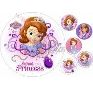 Картинка Принцесса София №7
