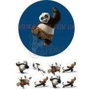 Картинка Панда Кунг-фу №2 фото цена