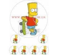 Картинка Симпсоны №1 фото цена