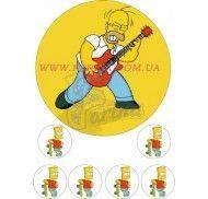 Картинка Симпсоны №2 фото цена