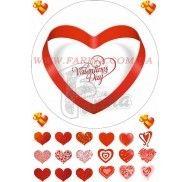 Картинка День Святого Валентина №1 фото цена