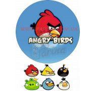 Картинка Agry Birds №1