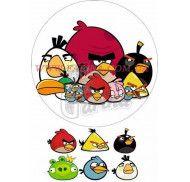 Картинка Agry Birds №4 фото цена