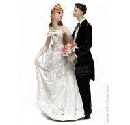 Фигурка жених и невеста 12 см 1203-1 фото цена