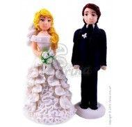 "Набор фигурок ""Жених и невеста""  фото цена"