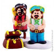 """Набор фигурок """"Пираты"""" фото цена"""