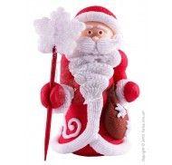 Фигурка Дед Мороз фото цена