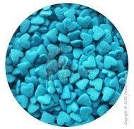 Посыпка Сердечки голубые 1 кг фото цена