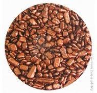 "Посыпка шоколадная"" Хлопья Бронза"" 3-4 мм  100 г"