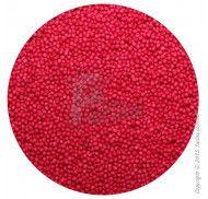 Посыпка Нонпарель вишневая 1 мм 1 кг.