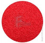 Посыпка Нонпарель красная 1 мм 100г.