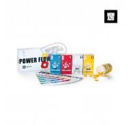 Краситель жирорастворимый Power Flower Discov Box non Azo 4х 50g