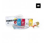 Краситель жирорастворимый Power Flower Discov Box Azo 4х 50g