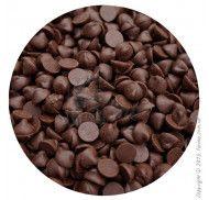 """Термостабильная глазурь кондитерская """"Капельки"""" (черный шоколад) 0,2 кг."""