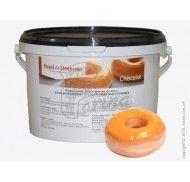 Помадка кондитерская апельсиновая Royal Steensma Souplesse Orange 3 кг.