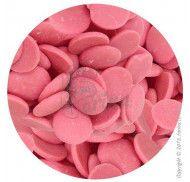 Глазурь кондитерская розовая (Клубничная) 0,2 кг.