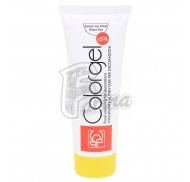 Краситель гелевый Modecor Color Gel Желтый 100 г. фото цена