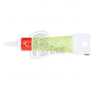 Краситель гелевый Modecor Color Gel Зеленый лайм 20 г. фото цена