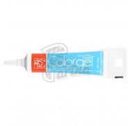 Краситель гелевый Modecor Color Gel Голубой 20 г.  фото цена