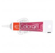 Краситель гелевый Modecor Color Gel Вишневый 20 г. фото цена