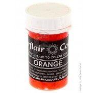 Краситель пастообразный SugarFlair Orange оранжевый 25г.