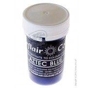 Краситель пастообразный SugarFlair Aztec Blue ацтекский синий 25г. фото цена