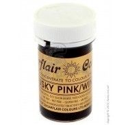 Краситель пастообразный SugarFlair extra Dusky Pink/Wine темно-розовый 25г.