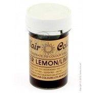 Краситель пастообразный SugarFlair Bitter Lemon/Lime горький лимон 25г. фото цена
