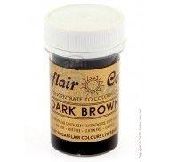 Краситель пастообразный SugarFlair extra Dark Brown темно-коричневый 25г. фото цена