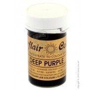 Краситель пастообразный SugarFlair extra Deep Purple темно-фиолетовый 25г.
