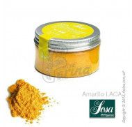 Желтый краситель Sosa жирорастворимый в порошке 30г