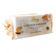 Марципановая миндальная паста Lubeca, 52% из средиземноморского миндаля 200 грм