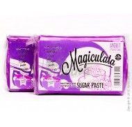 Мастика для обтяжки Magiculata (Маджикулата) универсальная -1кг Фиолетовая