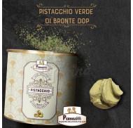 Фисташковая паста из сицилийской фисташки Sicilian Pistachio from Bronte D.O.P. Pernigotti 3 кг