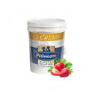 Паста клубники с мякотью, семенами и кубиками Pernigotti 1 кг
