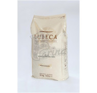 Шоколад белый Lubeca 29% в виде калет 1 кг фото цена