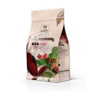Шоколад черный оригинальный Cuba 70% Cacao Barry 2,5кг
