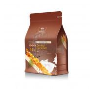 Шоколад белый ZÉPHYR со вкусом карамели 35%