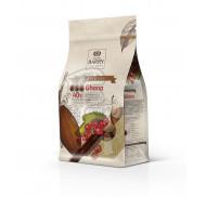 Шоколад молочный оригинальный Ghana 40.5% Cacao Barry 2,5кг