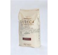 Шоколад темний кувертюр Lubeca WESTAFRICA 70% в виде калет 200г