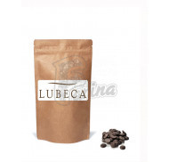 Шоколад темний кувертюр Lubeca WESTAFRICA 70% в виде калет 400 гр