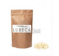 Шоколад белый Lubeca 29% в виде калет 400гр фото цена