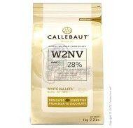 "Шоколад белый ""Callebaut Select"" 28% какао 1 кг фото цена"