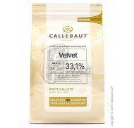 "Шоколад белый ""Callebaut Velvet"" 33.1 % какао фото цена"