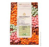"""Шоколад зеленый со вкусом лимона """"Lemon Callebaut Callets"""" 27,5% фото цена"""