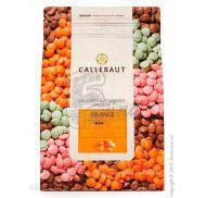 """Шоколад оранжевый со вкусом апельсина """"Orange Callebaut Callets"""" 29% фото цена"""